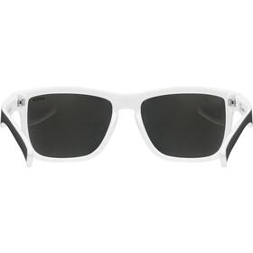 UVEX LGL 39 Lifestyle Glasses black matt white/mirror red